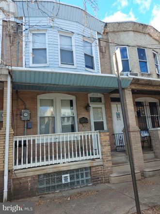 Rent this 2 bed townhouse on 1319 Rose Street in Camden, NJ 08104