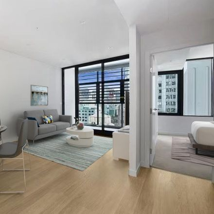 Rent this 1 bed apartment on Level 16/38 York Street