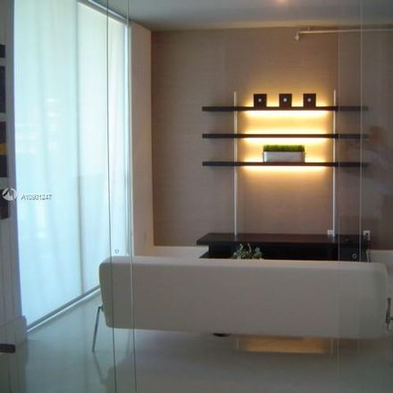 Rent this 1 bed apartment on American Social in 690 Southwest 1st Court, Miami