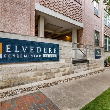 Rent this 1 bed condo on 2305 Worthington Street in Dallas, TX 75204