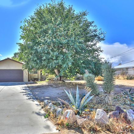 Rent this 3 bed house on 16819 Fairburn Street in Hesperia, CA 92345