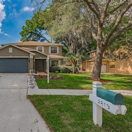 Rent this 5 bed house on 2819 Minuteman Lane in Brandon, FL 33511