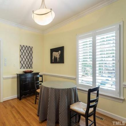 Rent this 3 bed condo on Ravenscroft School in Harps Mill Road, Raleigh