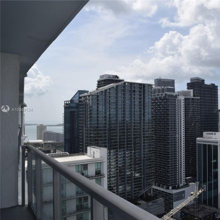 Rent this 1 bed apartment on 185 Southwest 7th Street in Miami, FL 33130