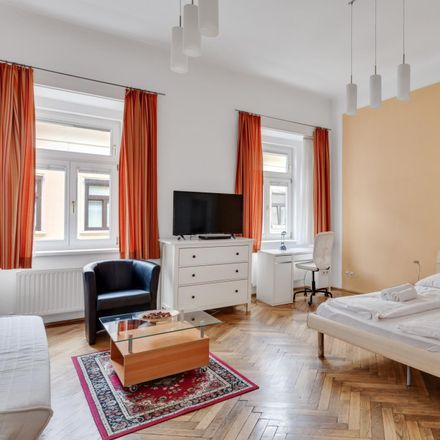 Rent this 2 bed apartment on Große Mohrengasse 29 in 1020 Vienna, Austria