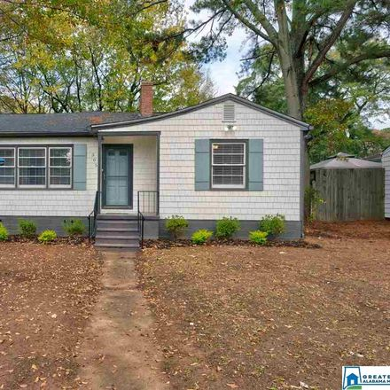 Rent this 3 bed house on 88th St N in Birmingham, AL