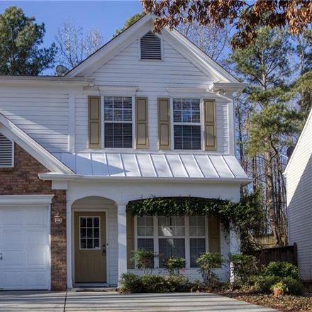 Rent this 3 bed house on 380 Wittenridge Court in Alpharetta, GA 30022