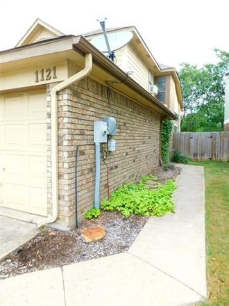 Rent this 3 bed house on 1121 Seneca Place in Lewisville, TX 75067