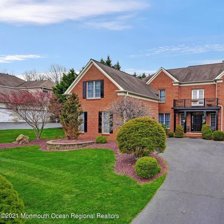 Rent this 5 bed house on Holmdel Township in 5 Clematis Court, Monmouth County