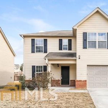 Rent this 4 bed house on Bell Dr in Rex, GA
