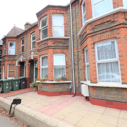 Rent this 2 bed apartment on 57 Winns Avenue in London E17, United Kingdom