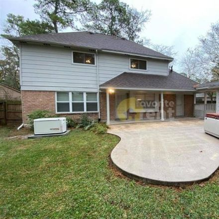 Rent this 4 bed house on 2500 Blackjack Oak in The Woodlands, TX 77380