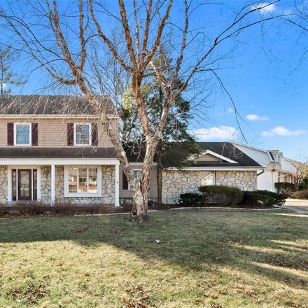 Rent this 4 bed house on 15514 Cedarmill Drive in Chesterfield, MO 63017