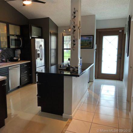 Rent this 2 bed loft on 10398 Orange Court in Pembroke Pines, FL 33026