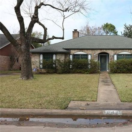 Rent this 4 bed apartment on 10866 Olympia Drive in Houston, TX 77042
