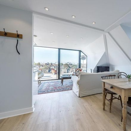 Rent this 1 bed apartment on 8 Sisters Avenue in London SW11, United Kingdom