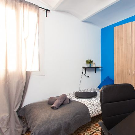 Rent this 3 bed room on Carrer dels Enamorats in Barcelona, Spain