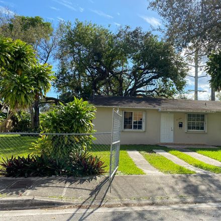 Rent this 3 bed house on 6198 Southwest 63rd Street in South Miami, FL 33143