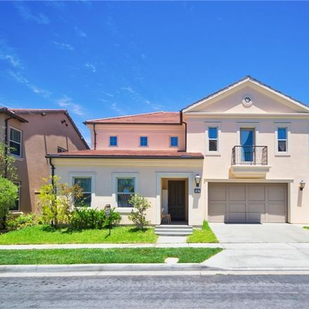 Rent this 4 bed house on 53 Nassau in Irvine, CA 92620