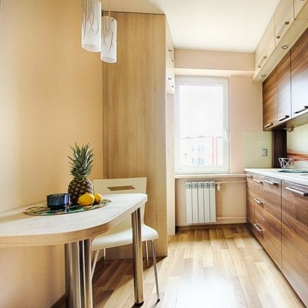 Rent this 2 bed apartment on Aleja Jana Pawła II in 15-685 Białystok, Poland