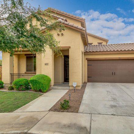 Rent this 4 bed house on 2074 South Moccasin Trail in Gilbert, AZ 85295