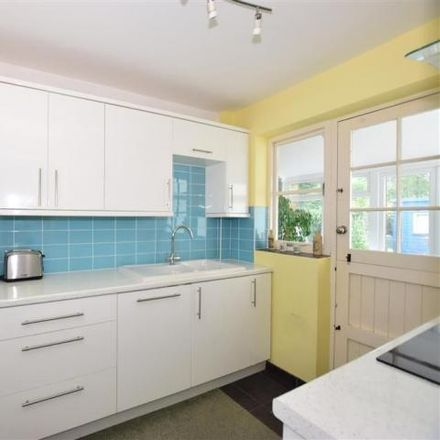 Rent this 3 bed house on Hawks Way in Great Chart TN23 5UN, United Kingdom