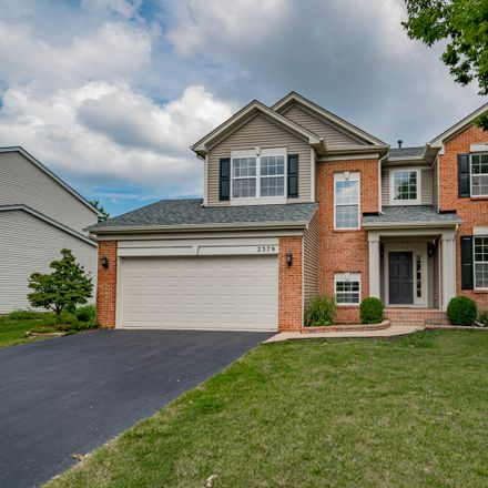 Rent this 4 bed house on 2379 Wilson Creek Circle in Aurora, IL 60503