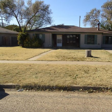 Rent this 3 bed house on 4202 Chicago Avenue in Lubbock, TX 79414