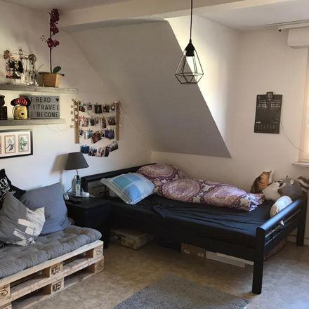Rent this 1 bed apartment on Universitätsmedizin Mannheim in Theodor-Kutzer-Ufer 1-3, 68167 Mannheim