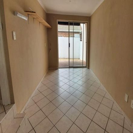 Rent this 2 bed townhouse on Mimosa Street in Bracken Heights, Brackenfell
