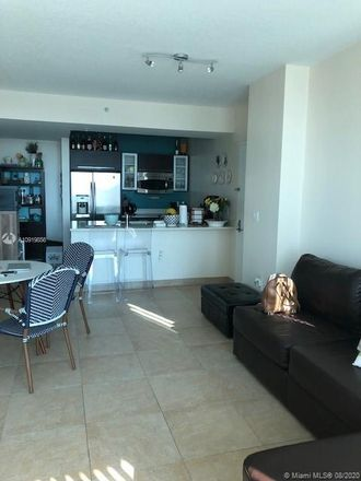 Rent this 1 bed condo on 333 Northeast 24th Street in Miami, FL 33137