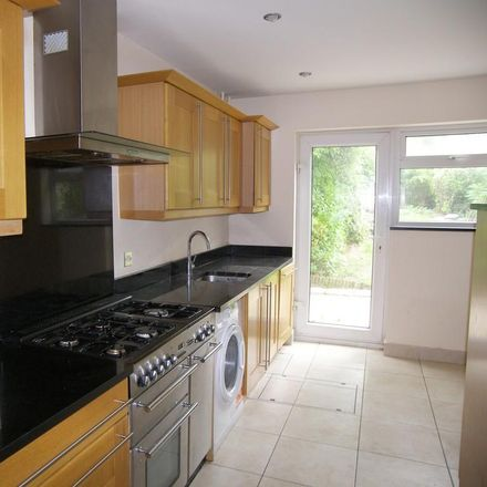 Rent this 4 bed house on Cheriton Avenue in London IG5 0QS, United Kingdom