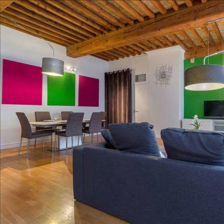 Rent this 2 bed apartment on 10 Grande Rue de la Croix-Rousse in 69004 Lyon, France