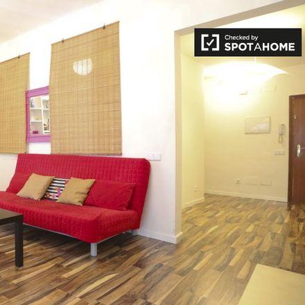 Rent this 1 bed apartment on Esparteros in Calle de Esparteros, 11