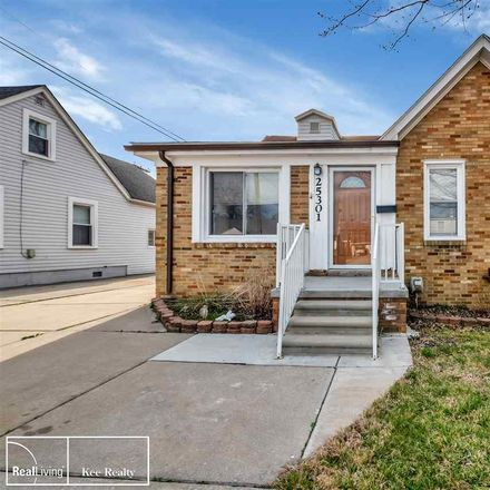 Rent this 2 bed house on Cubberness St in Saint Clair Shores, MI