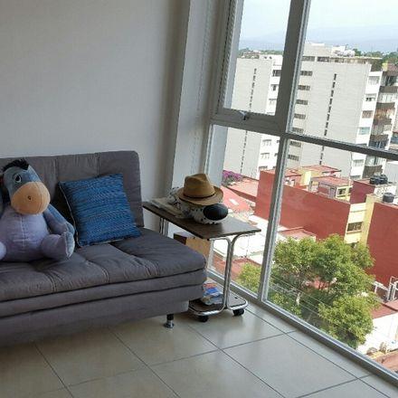 Rent this 2 bed apartment on Avenida Popocatépetl 175 in Portales Sur, 03300 Mexico City