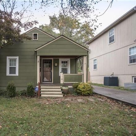 Rent this 2 bed house on 114 West 79th Street in Kansas City, MO 64114