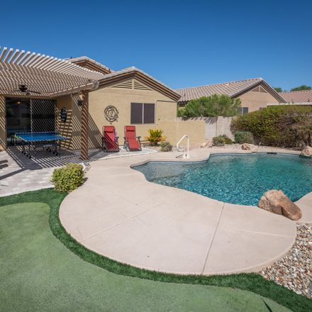 Rent this 3 bed house on 13559 West Canyon Creek Drive in Surprise, AZ 85374