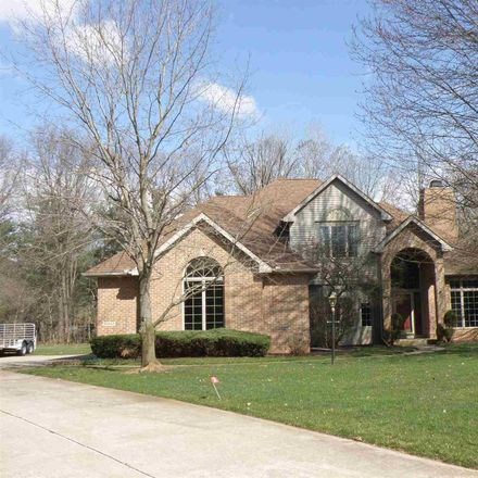 Rent this 4 bed house on 21643 Brockton Ct in Bristol, IN