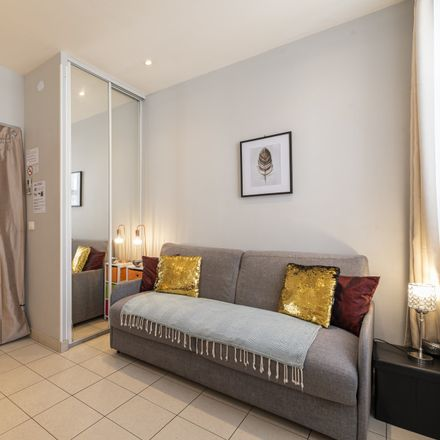 Rent this 1 bed apartment on 18 Rue Biscarra in 06000 Nice, Francia