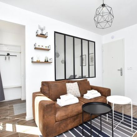 Rent this 1 bed apartment on 6 bis Rue Pinel in 93200 Saint-Denis, France