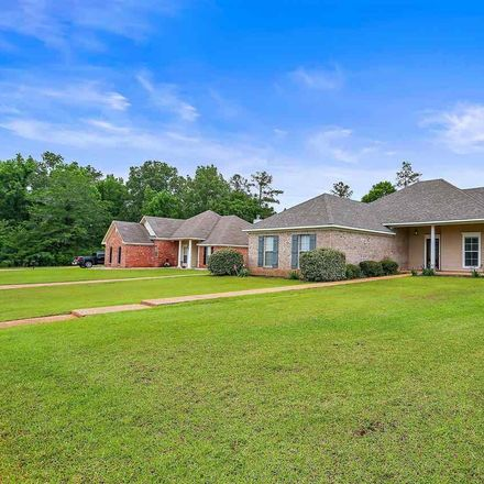 Rent this 4 bed house on 402 Roxbury Place in Florence, MS 39073