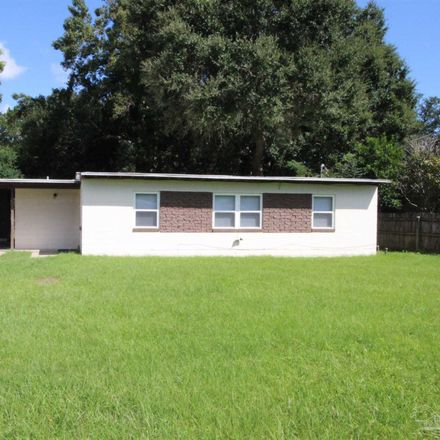 Rent this 3 bed house on Richard Rd in Pensacola, FL