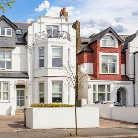 Rent this 3 bed apartment on 41 Madeley Road in London W5 2LD, United Kingdom