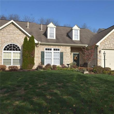 Rent this 3 bed loft on 1047 Surrey Woods Drive in North Strabane Township, PA 15317