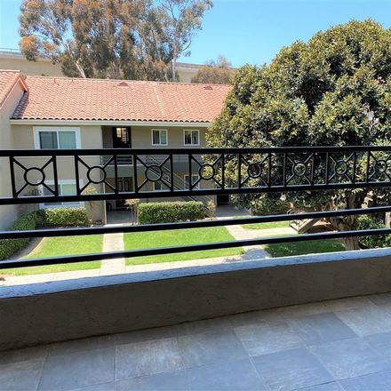 Rent this 2 bed townhouse on Charmant Dr in San Diego, CA