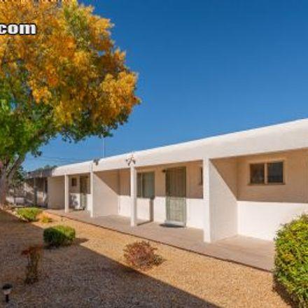 Rent this 1 bed apartment on 1616 Carlisle Boulevard Northeast in Albuquerque, NM 87110