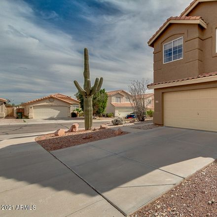 Rent this 3 bed house on 2039 East Glenhaven Drive in Phoenix, AZ 85048