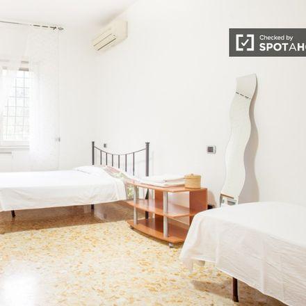 Rent this 4 bed apartment on Via Francesco Somaini in 00133 Rome Roma Capitale, Italy