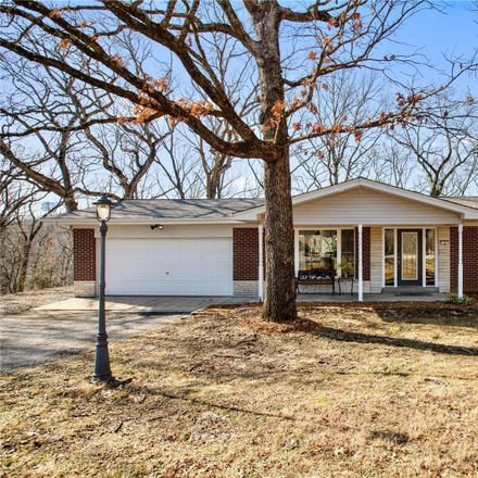 Rent this 3 bed house on Ozark Ln in Arnold, MO